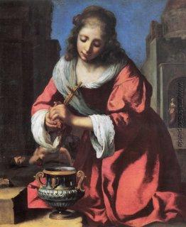 Johannes Vermeer Gemälde Zum Verkauf öl Reproduktion Von Johannes
