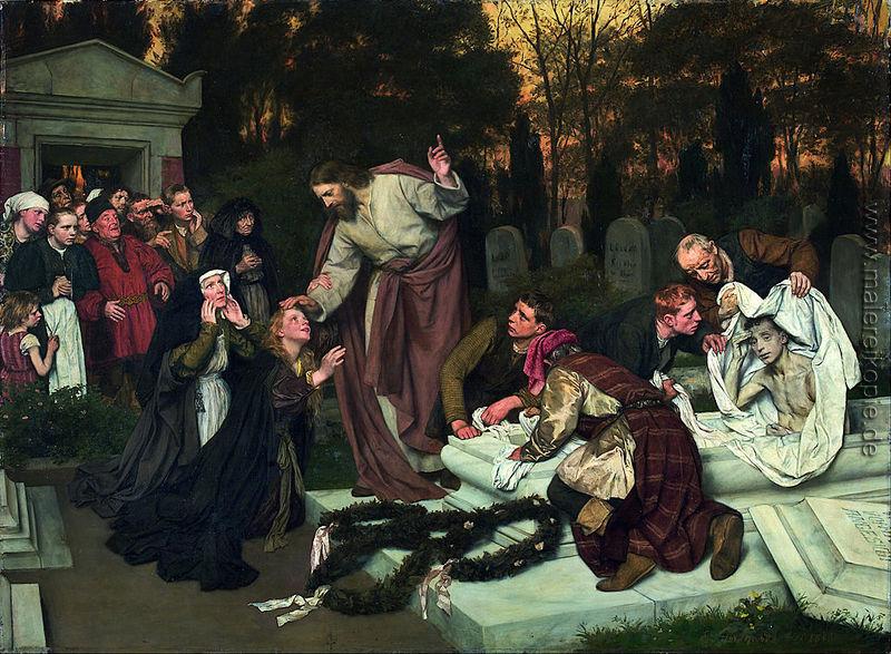 Auferweckung Des Lazarus Kindergottesdienst